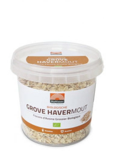 Absolute Havermout Grof Bio Mattisson 400gr
