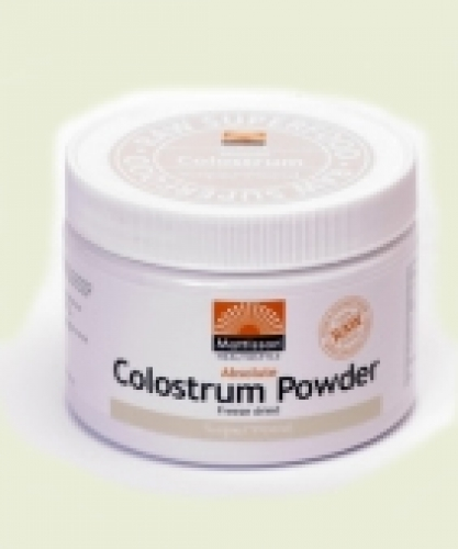 Absolute Colostrumpulver von 30% 125g Mattisson