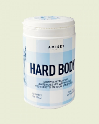 Hardbody lactosérum Amiset / American Sports