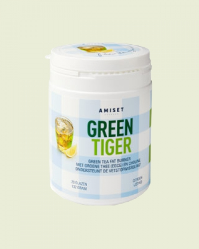Green tea fat burner 132gr Amiset / American Sports