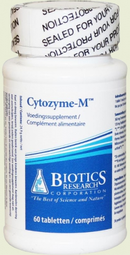 Cytozyme M Biotics multiples de 60tab