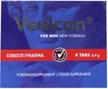 Venicon for men 4 tabletten