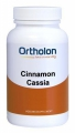 Cinnamon cassia 60 capsules Ortholon
