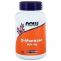 D Mannose 500mg 120 capsules NOW