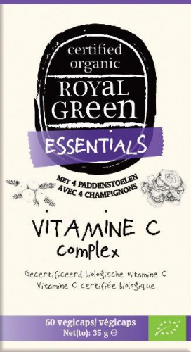 Vitamine Ccomplex Royal Green