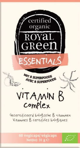 Vitamin B complex Royal Green