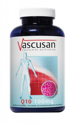 Q10 100mg 60 capsules Vascusan