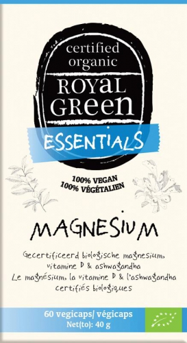 Magnesium Royal Green