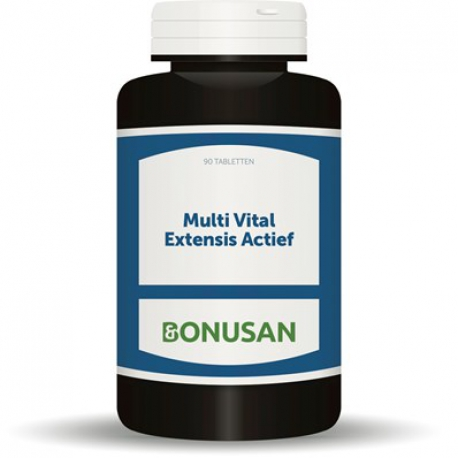 Multi Vital Extensis active tablets Bonusan