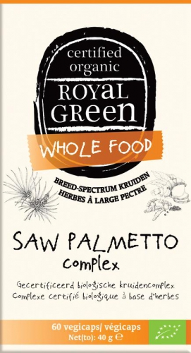 Saw palmetto complex Royal Green