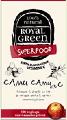 Camu camu vitamine C 30:1 Royal Green