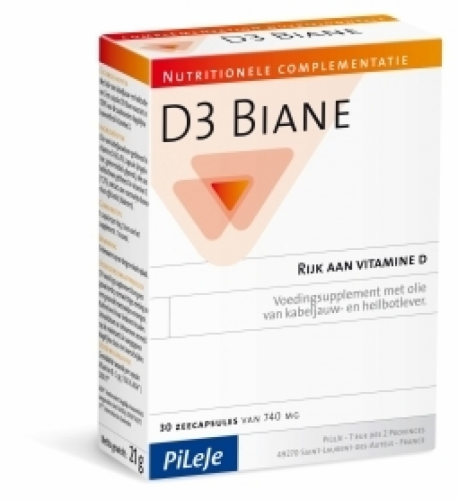 D3 Biane liquid 15ml Pileje
