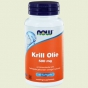 Krill olie 60 softgels NOW