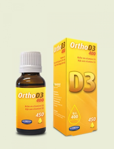 Ortho BIO D3 400ie 20ml Orthonat