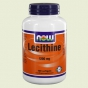 Lécithine 1200mg 100 gélules NOW