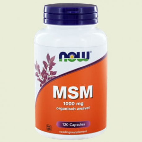 MSM 1000mg 120 Capsules ENTREPRISE