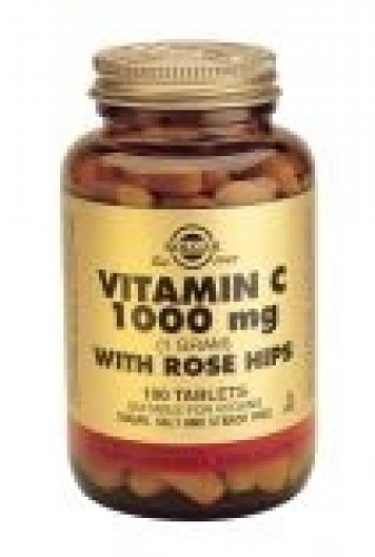 Vit c 1000mg with r.h. solgar