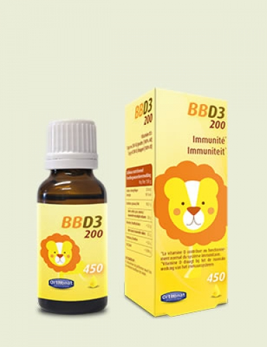BB D3 200ie 20ml Orthonat