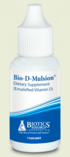 Bio D emulsion 29,6 ml Biotics
