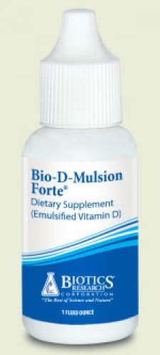 Bio D mulsion forte 2000ie 50mcg 29.6ml Biotics