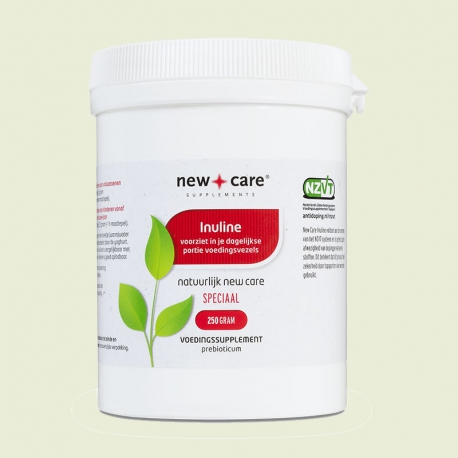 L'inuline 250gram New Care