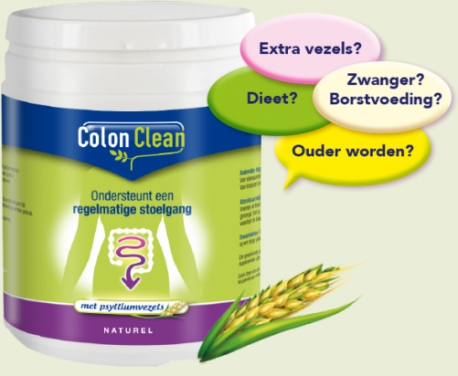 Colon clean naturel 300gram