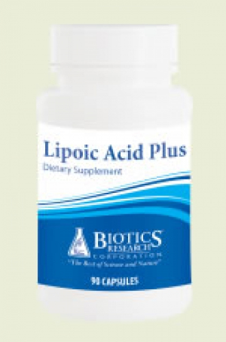 Alpha lipon Plus 90 capsules Biotics