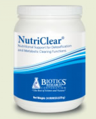 Nutri Clear 670 gram Biotics