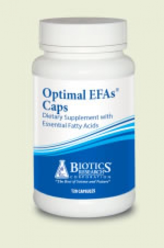 Optimal efas 120caps. biotics r