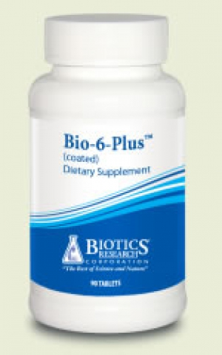Bio-6 plus 90 tabletten biotics