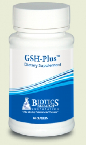 GSH plus de glutathion 150mg 60cap Biotics