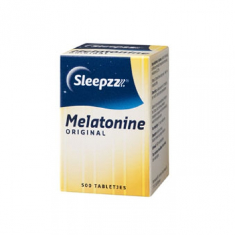 Mélatonine 0.1mg 500 comprimés SleepzZ