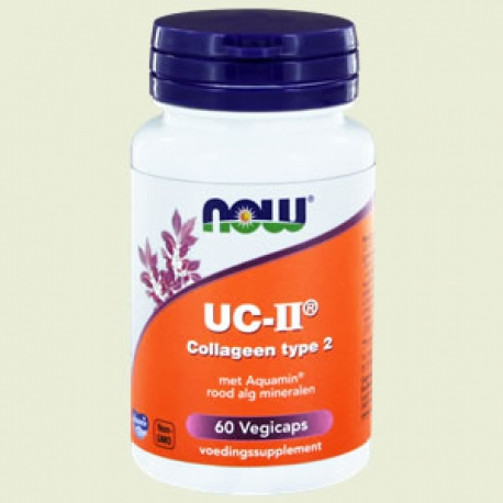 UC-II Collagen type 2 60 vegi caps NOW