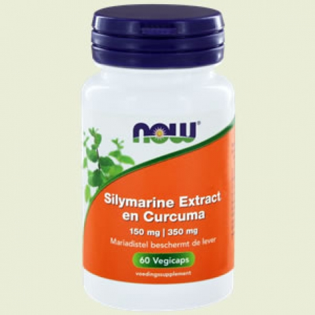 Silymarin 150mg extract 60vc NoW