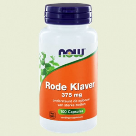 Red clover / red clover 100 capsules NOW