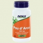 Pau d arco 500mg 100 capsules NOW