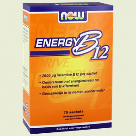 Energy B12 instant 75sach NOW