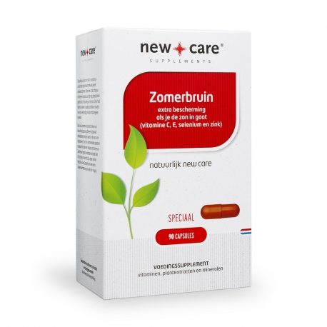 Zomerbruin 90 capsules New Care