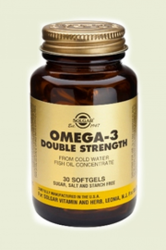 Omega 3 double strength (700) Solgar