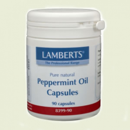 Lamberts Peppermint Oil 90vcaps