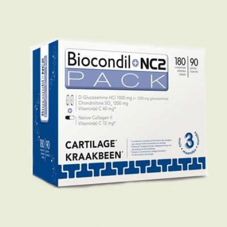 Biocondil + NC2 paquet emballage Trenker