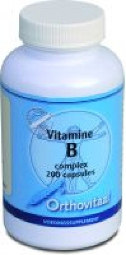 Vitamin B complex 100 tablets Orthovital
