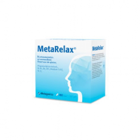 Metarelax 180 tabletten Metagenics