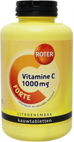 Vitamine C 70mg citron