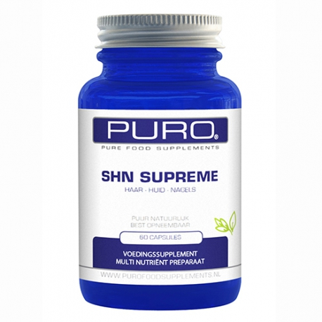 Skin Hair Nails supreme 60 of 180 capsules Puro