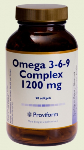 Omega 3-6-9 1200mg proviform complexe