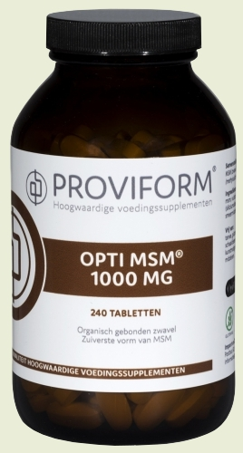 Opti msm 1000mg 60 vegicaps proviform