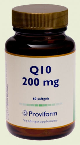 CoQ10 200mg 60 softgels Proviform