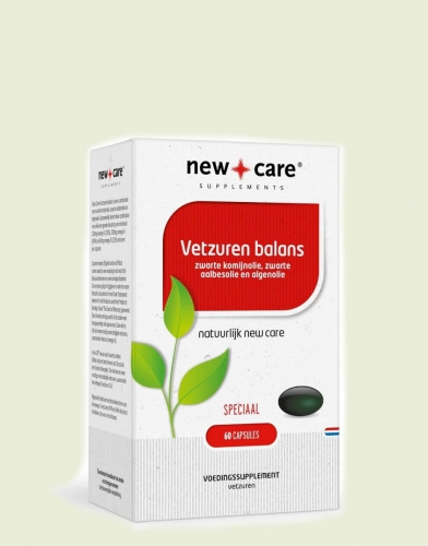 Vetzuren balans 60 capsules New care