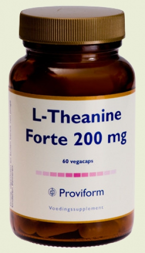 L-theanine forte 200mg proviform